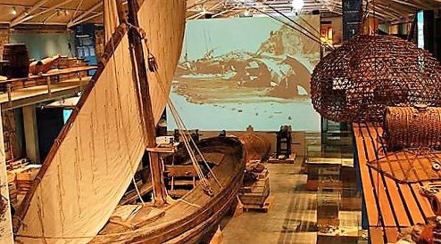 Museu de la Pesca a Palamós
