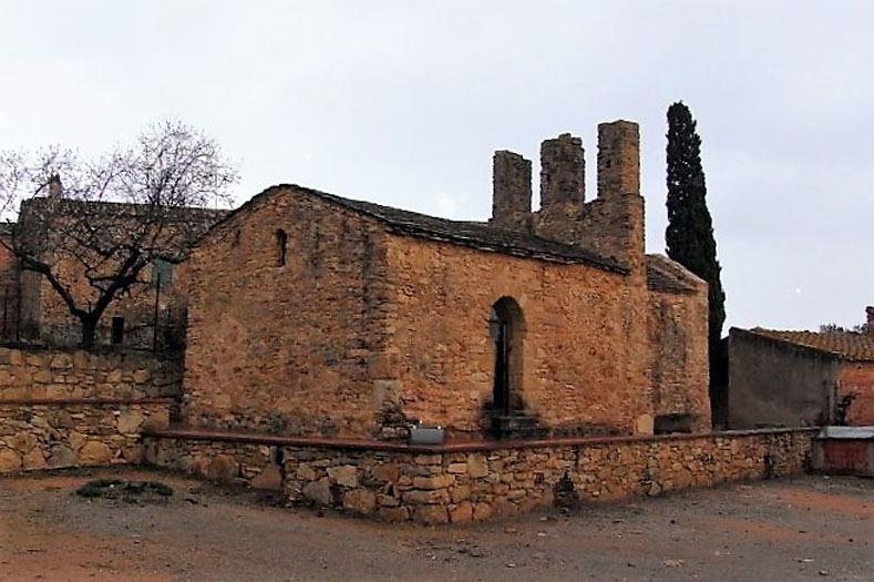 Sant Julià de Boada pre románico