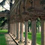 El claustro de Palamós proceder de la Catederal Vieja de Salamanca