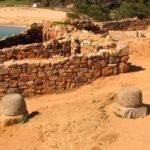 Poblado Íbero de la Playa de Castell en Palamós