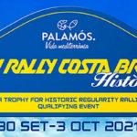XVIII Rally Costa Brava Histórico en Palamós
